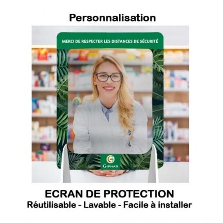 ECRANS DE PROTECTION PUBLICITAIRES