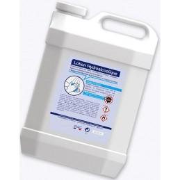 Lotion hydroalcoolique (Bidon 5L)