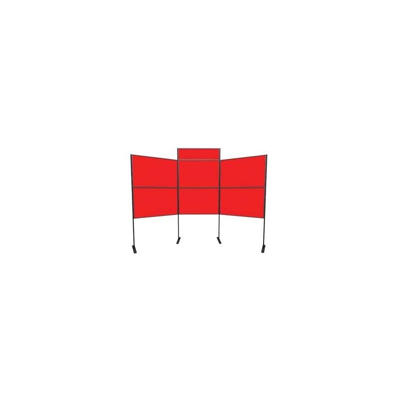 PANOCLICKS® 6 panneaux (format horizontal)