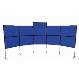 PANOCLICKS® 10 panneaux (format horizontal) + Bandeau