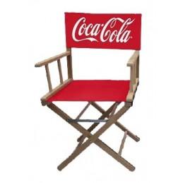 COMSEAT® Chaise de DIRECTEUR CINEMA PLIABLE PERSONNALISEE