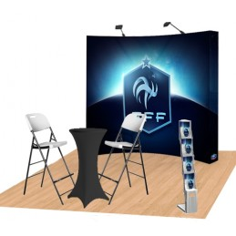 PACK STAND POPCOM® ECO