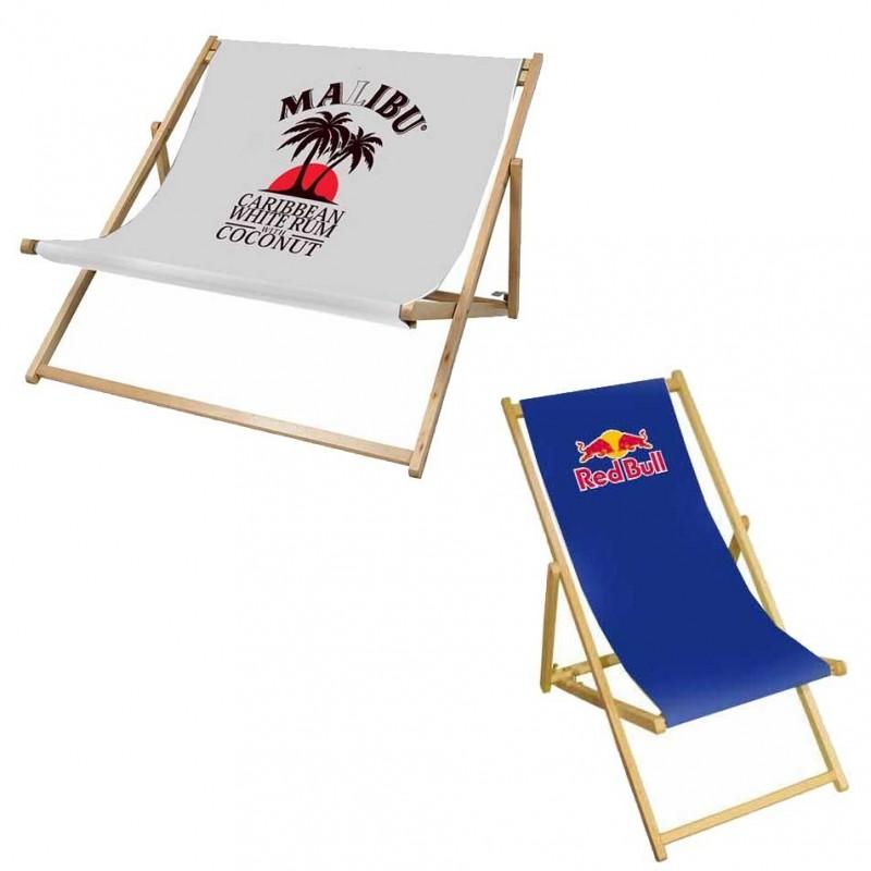 Chaise longue COMBEACHAIR 1 place et 2 places