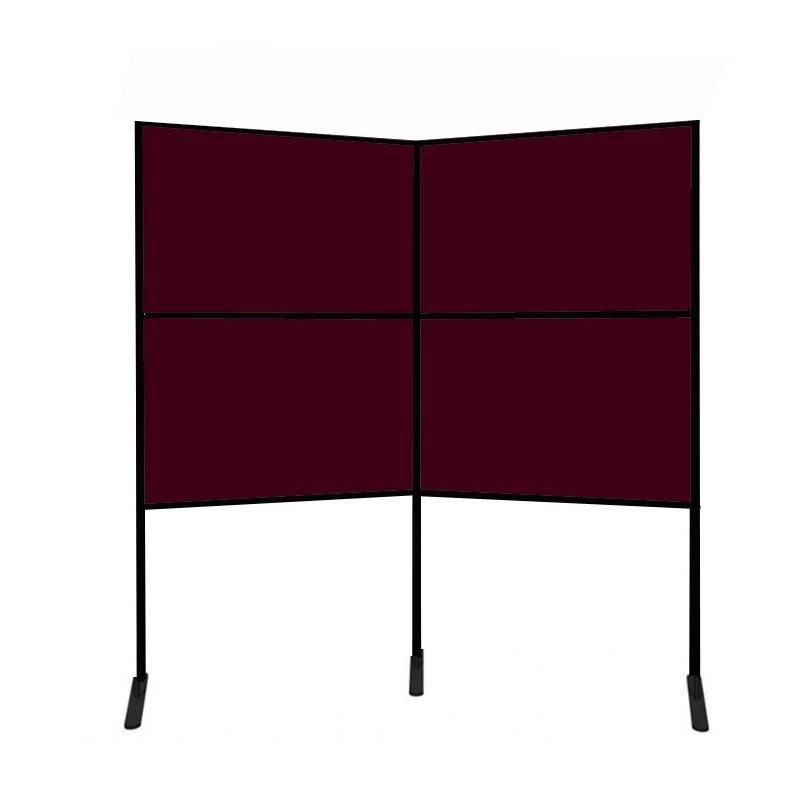 PANOCLICKS® 4 panneaux (format horizontal)