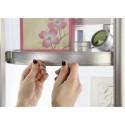 VITRINE PLIABLE COMSHOWCASE® - Protection par panneaux transparents amovibles